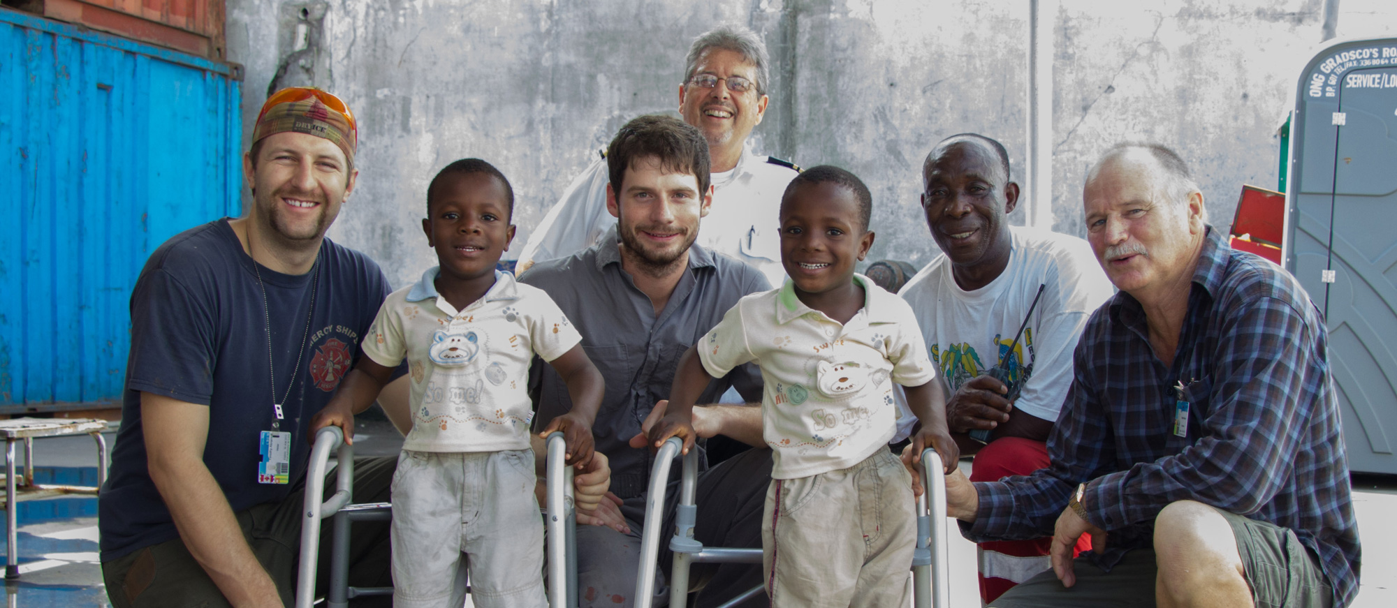 Nordheim Stiftung – Weltweit im Einsatz